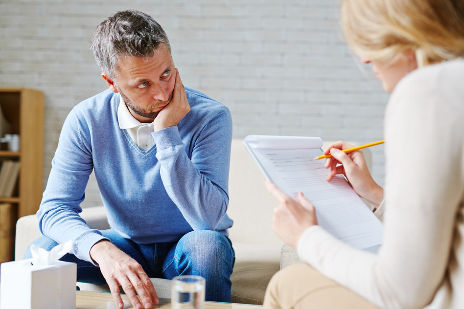 Alle kan få behov for en psykolog i deres liv