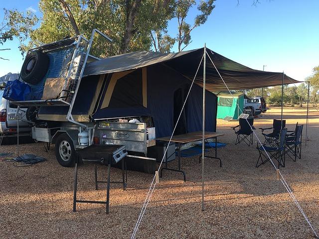 Familien vil elske en tur på campingplads