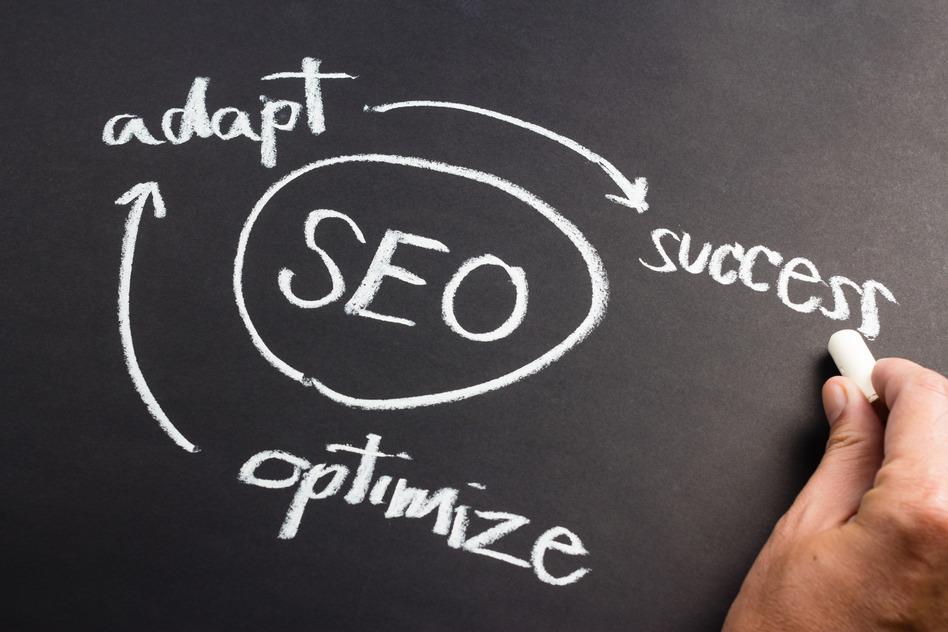Få en høj rangering med Google søgeoptimering