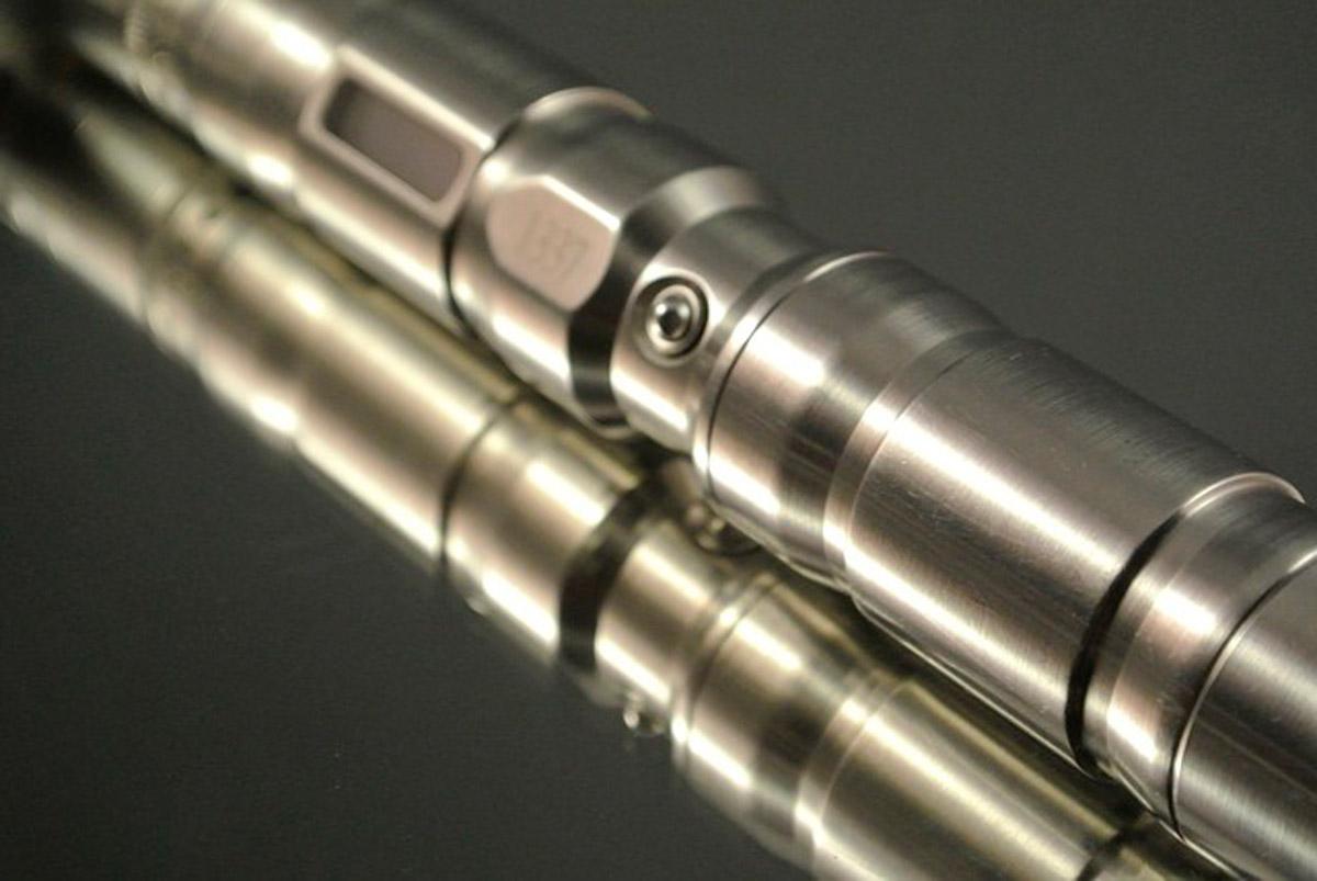Vær med på moden: E-cigaretter