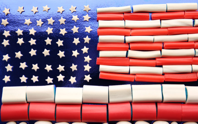 Køb slik fra USA og udlandet